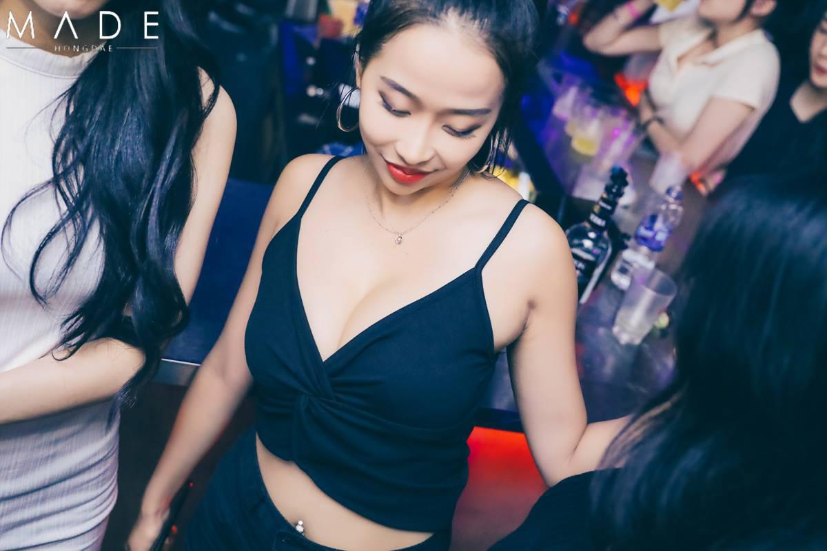 Seoul nightlife pick up bars