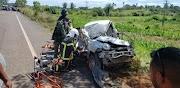 Italiano morre em grave acidente na BR-226 no Maranhão.