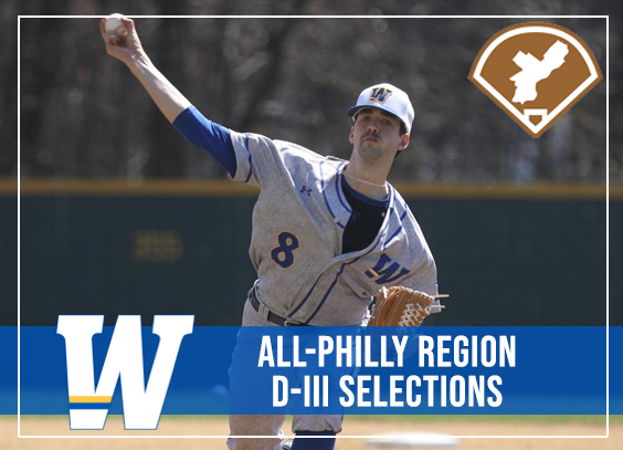 Trio from Widener named to All-Philly Region Team