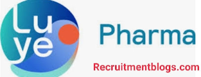 Psychiatry Key Account Managers At Luye Pharma Group