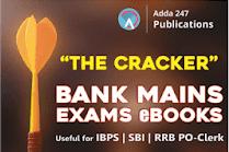 The Cracker Bank Mains Exams Adda247 Books Quantitative Aptitude PDF