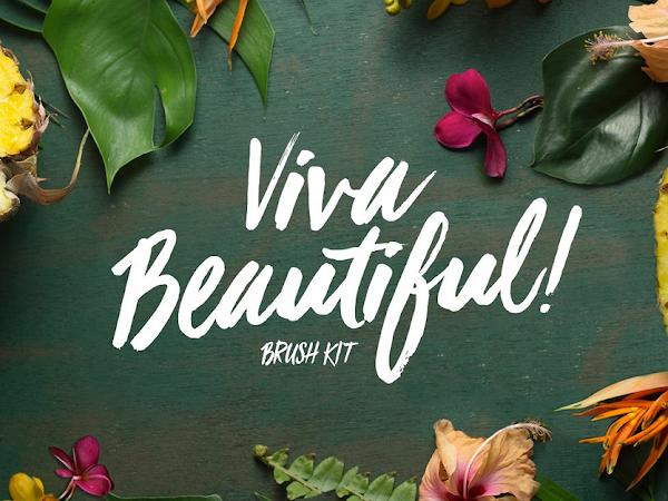 Download Viva Beautiful Brush Kit Free