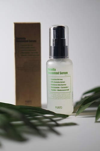 purito unscented serum, Purito Unscented centella serum