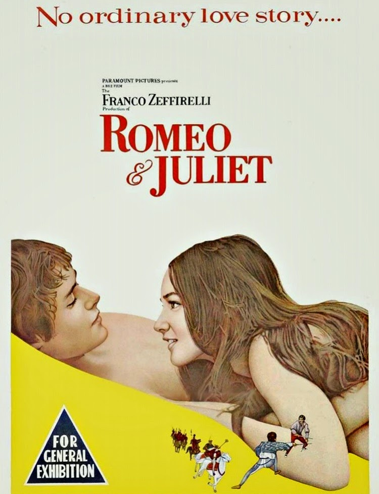 A Vintage Nerd Vintage Blog Classic Film Recommendations Old Hollywood Movies Classic Film Blog Romeo and Juliet