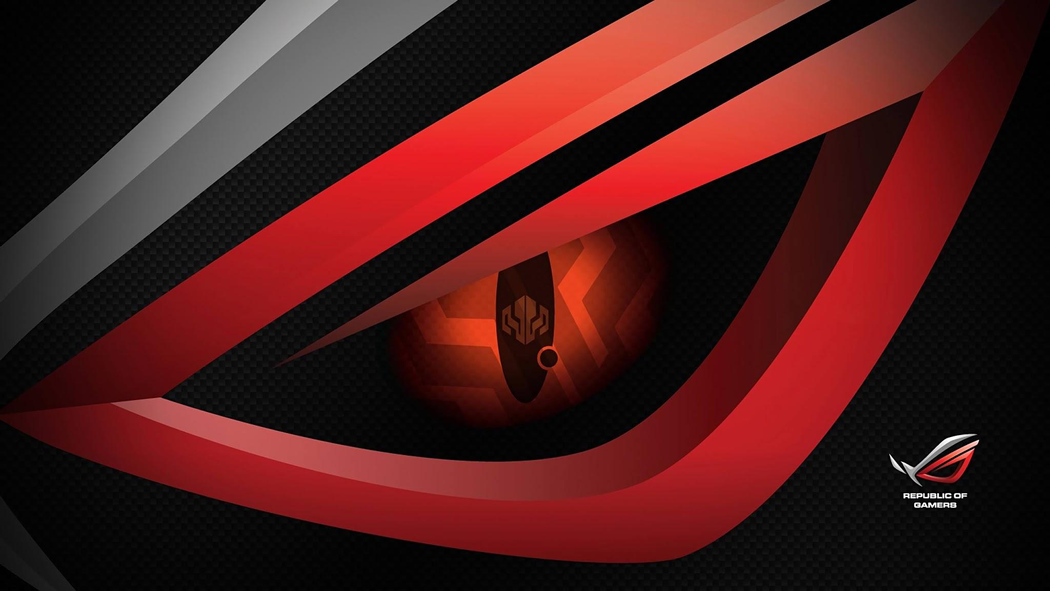 Asus Rog Red Logo