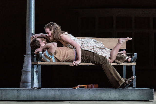 Janacek: Kat'a Kabanova - Andrew Tortise, Emily Edmonds - Royal Opera House (Photo ROH/Clive Barda)