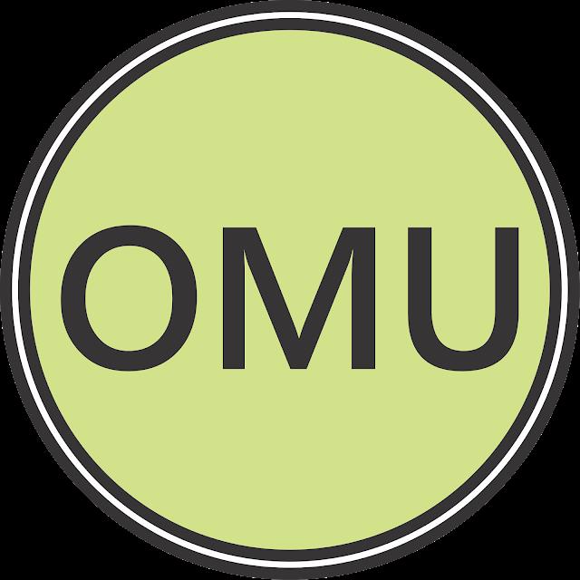 OMU.my.id logo Square