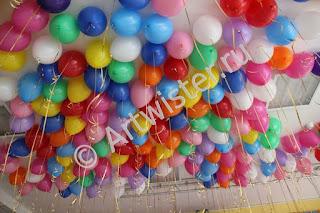 Артвистер воздушные шары