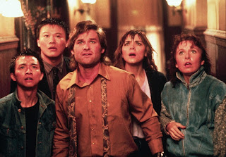 big trouble in little china-dennis dun-donald li-kim cattrall-kurt russell-kate burton