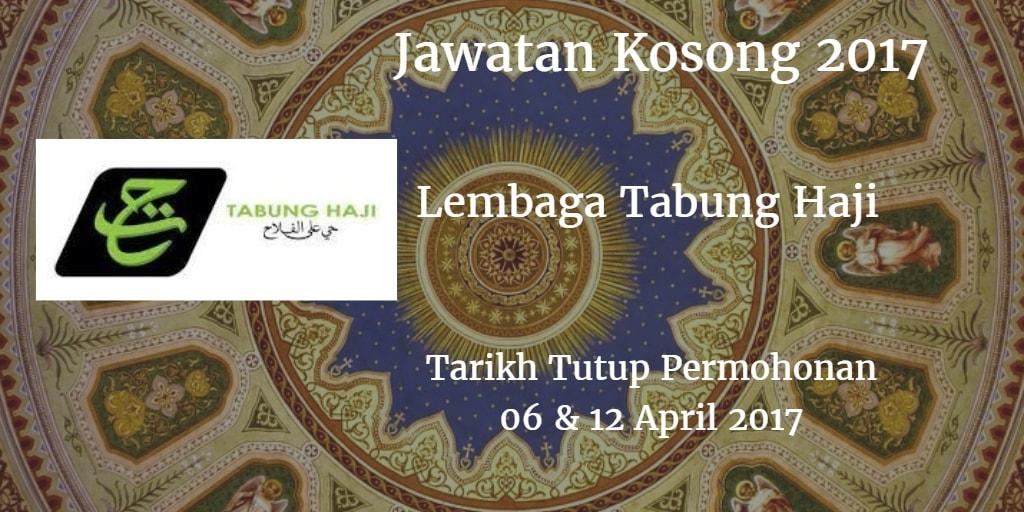 Jawatan Kosong TH 06 & 12 April 2017