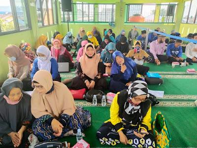 Bimtek Supervisi Pembelajaran Berdasarkan Kurikulum (KMA 183 dan 184) dan Implementasi E-Learning di Madrasah (Zona Indonesia Tengah dan Timur)