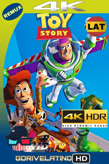 Toy Story (1995) REMUX 4K HDR Latino-Ingles MKV