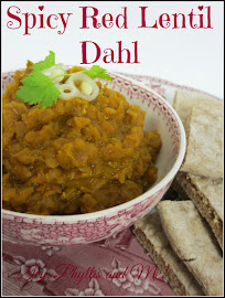 SPICY RED LENTIL DAHL