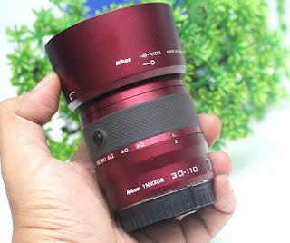 Jual Lensa Mirrorless Nikon 30-110mm
