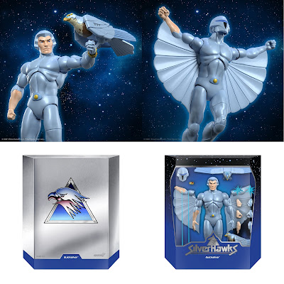 SilverHawks Ultimates! Action Figures Wave 1 by Super7