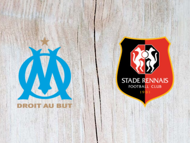 Olympique Marseille vs Rennes -  Highlights - 26 August 2018