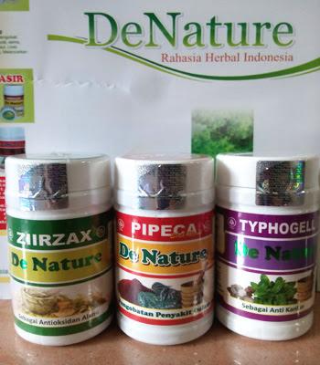 Obat Kanker Herbal De Nature
