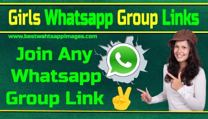 Girls Whatsapp Group Links 2020