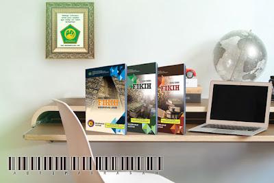 Buku Teks Muatan Pelajaran Fikih Madrasah Aliyah (MA) Tahun 2019
