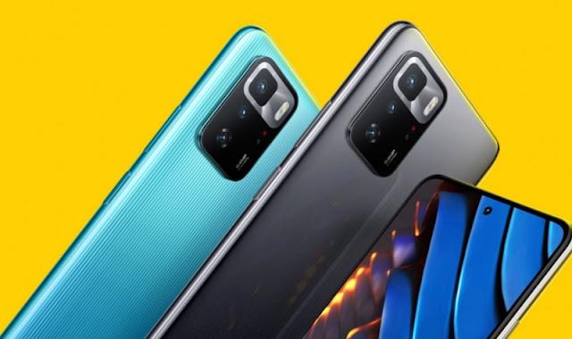 هاتف Poco X3 GT يصل مع رقاقة Dimensity 1100