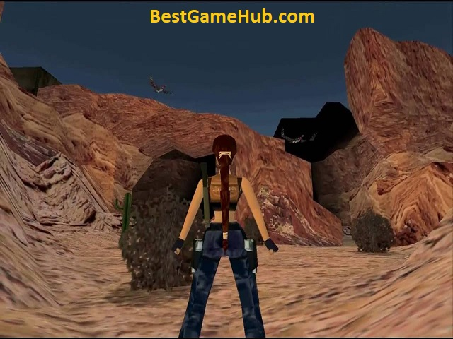 Tomb Raider 3 Compressed PC Game With Crack Download Free