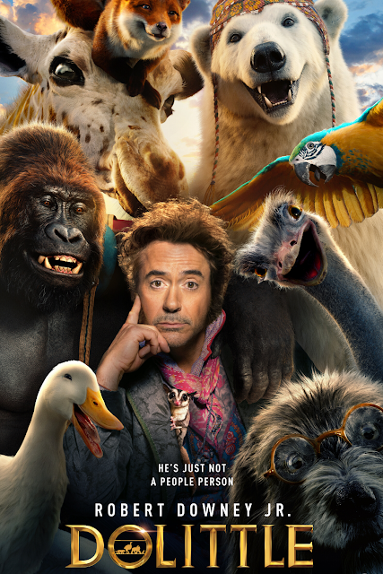 Dolittle Movie Review + Giveaway