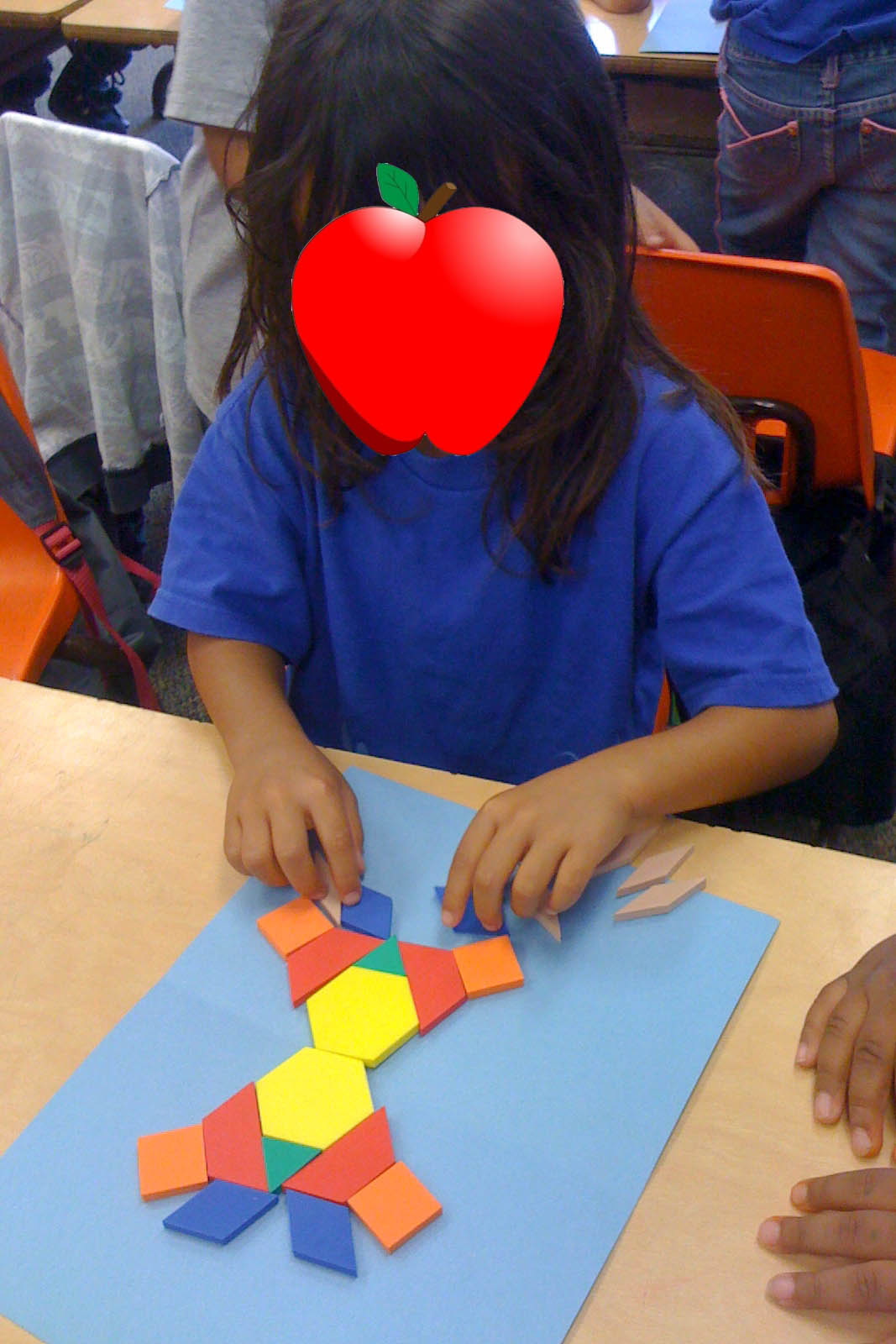 Mrs Ricca S Kindergarten Symmetry Fun