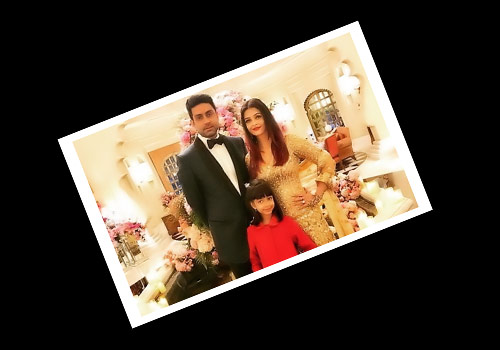 Valentines Day 2019-Aishwarya Rai Shares a Family Pic When than Husband Abhishek, Daughter Aaradhya Image