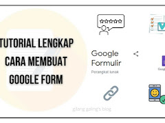 Tutorial Lengkap Cara Membuat Google Form