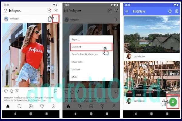 Download InstaSave No Ads APK Terbaru