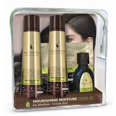 Nourishing Moisture Travel Kit Macadamia
