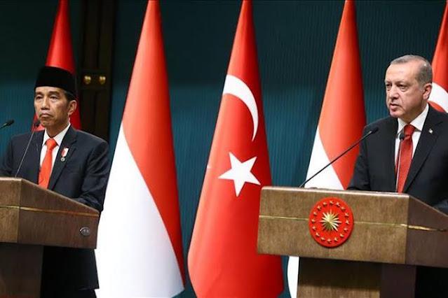 Erdogan Ditetapkan <i>Person of The Year</i> karena Berani Melawan Anti-Islam di Prancis