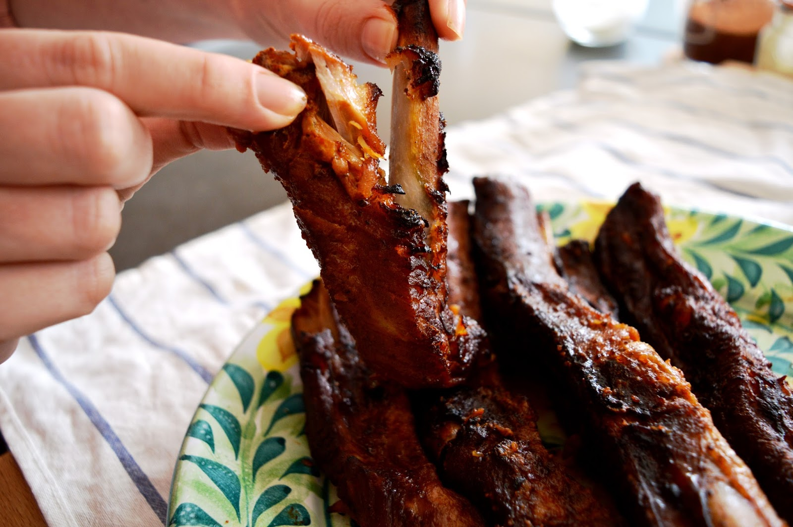 recipe for meaty ribs, food blog, food bloggers, ribs recipe