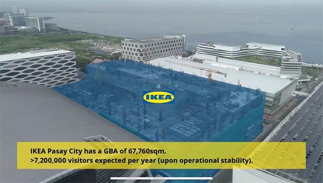 Filipina Akan Menerima Gedung IKEA Yang Pertama Yang Merupakan Terbesar Di Dunia Pada Tahun 2021