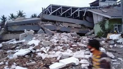 Gempa Sulbar, Korban Tewas Jadi 4 Orang