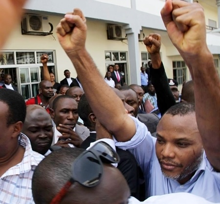 Niger Delta Peace Deal: FG Finally Agree to Release Nnamdi Kanu, Okah Brothers - MEND