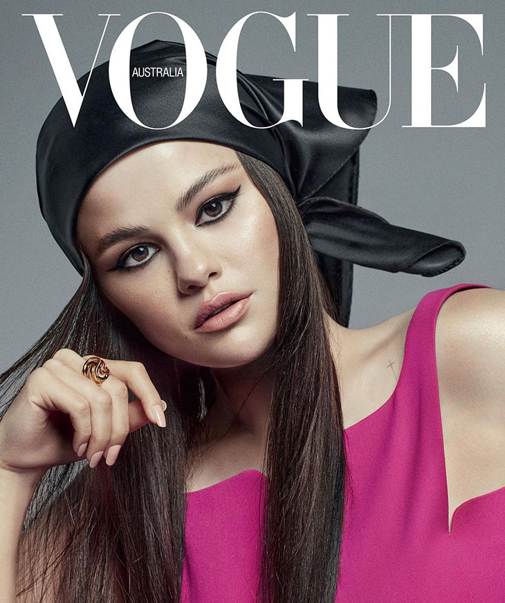 Selena Gomez is the Cover Star of Vogue Australia July 2021 Issue