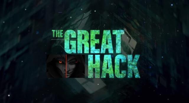 25 Rekomendasi Film Dokumenter Hacker Terpopuler 2020 the great hack