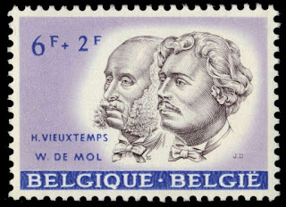Belgium Henri Vieuxtemps and Willem de Mol