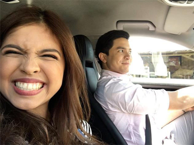 Maine Mendoza Didn't Know That The Cameras Were Rolling That Is Why She Started Doing This!