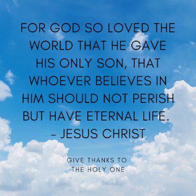 Inspirational Quote September 27 2020 Give Thanks To The Holy One