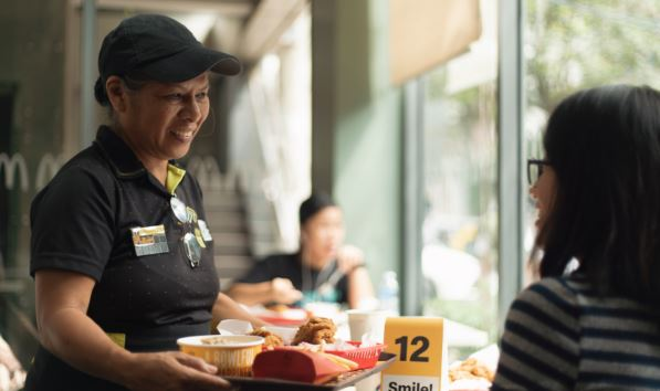 McDonald's scales hiring for SCs and PWDs across NCR