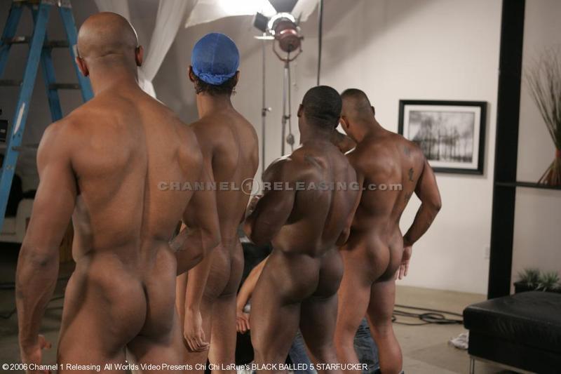 Black Balled 6 Gay