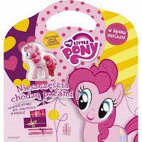 Egmont Books With Pinkie Pie Magazine Figure
