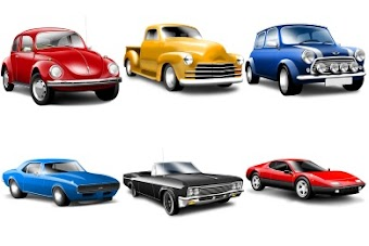 Cars icons by Cem (6 icons)