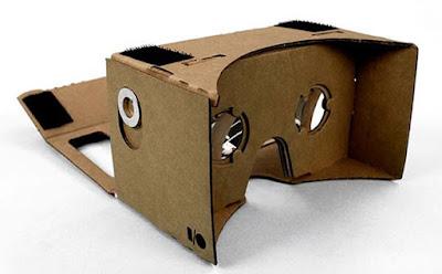 El visor de realitat virtual de Google