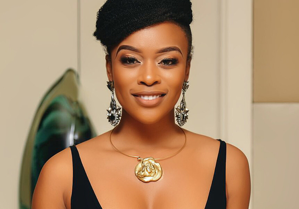 From SA to USA: Veuve Clicquot Toasts to the Success of Superstar Nomzamo Mbatha