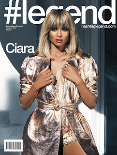 Ciara Legend Magazine