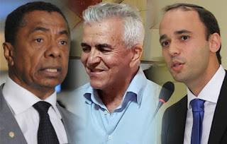 Damião Feliciano, Buba Germano e Douglas Lucena consolidam enfrentamento ao esquema do Governo e conviverão com efeitos das urnas