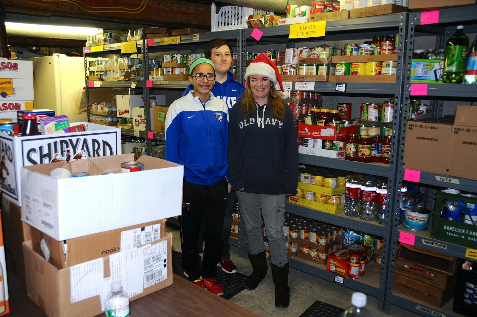 Food Pantry Donations Needed
